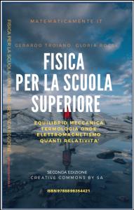 Copertina del libro «Fisica per la scuola superiore» di Gerardo Troiano e Gloria Rocci