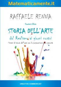 """Copertina del libro """"Emozioni d'arte"""" di Raffaele Renna"""