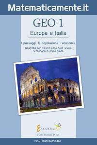 Geografia 1 Europa e Italia