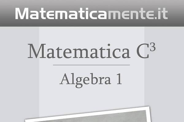 il libro di matematica libero, gratuito e distribuibile