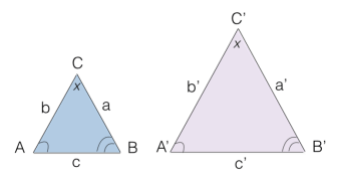 Similitudine dei triangoli