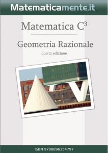 """Copertina de """"Matematica C^3 - Geometria Razionale"""""""