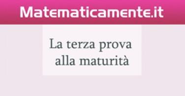 """Copertina ebook """"La terza prova alla maturità"""""""