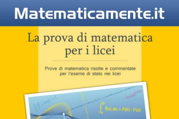 Prova di matematica per i licei 2018