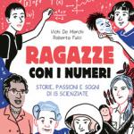 """Copertina libro """"Ragazze con i numeri"""""""