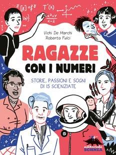 """Copertina del libro """"Ragazze con i numeri"""""""