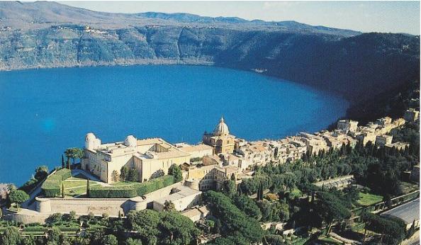 Lago di Castel Gandolfo (Castelli romani)