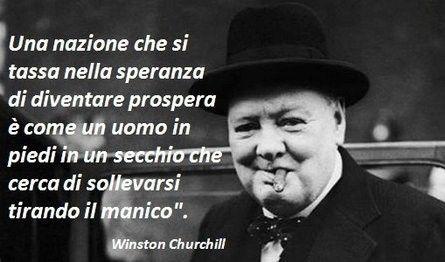 Massima di WInston Churchill.